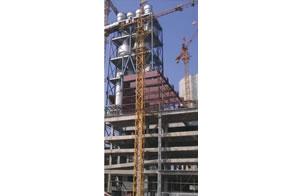 Монтаж этажерки циклонного теплообменника ремонт теплообменника смета